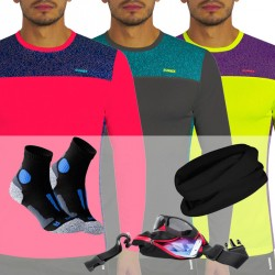 Pack Running Fast pour Homme
