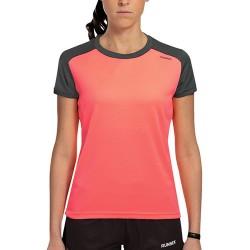T-shirt technique femme respirant drysens corail