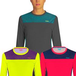 T-Shirt technique femme manches longues respirant drysens