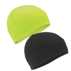 bonnet technique noir ou jaune